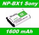NP-BX1 1600mAh baterie pro SONY CyberShot DSC RX1, RX100, HX300 neoriginální
