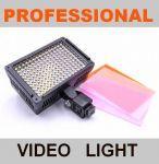 Přídavné LED světlo k fotoaparátu, nebo videokameře 150 diod PROFESSIONAL LED VL003-150