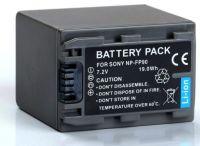 Baterie Sony NP-FP70, NP-FP90 1900mAh nahrazuje ORIGINÁL