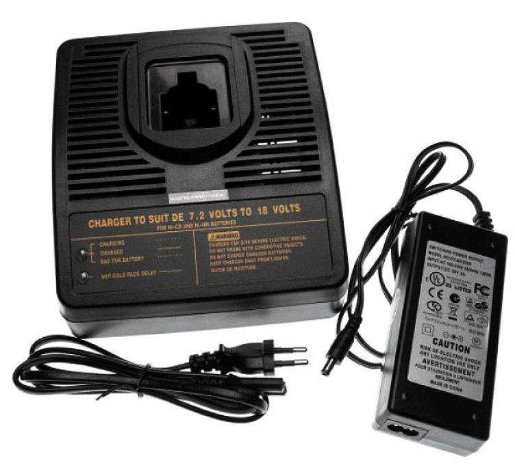 Nabíječka AKU baterie Black & Decker Ni-MH, Ni-CD s napětím 12V