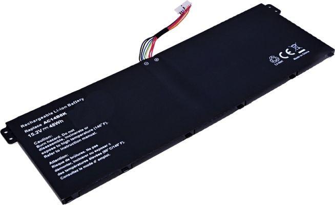 Baterie Acer AC14B8K 15,2V