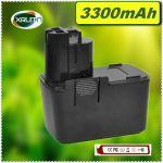 AKU baterie Bosch 3300mAh Ni-MH ABS 96 M-2, 2 607 335 035, BAT001, BH-974