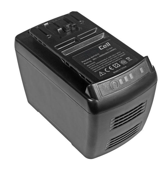 Baterie BAT810 BAT836 pro Bosch GBA GSB GSA GSR GBH GFR GHE 36V 4000mAh
