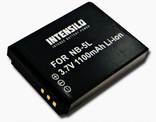 Baterie Canon NB-5L 1100mAh