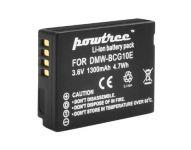 Baterie Panasonic DMW-BCG10E 1300mAh nahrazuje ORIGINÁL