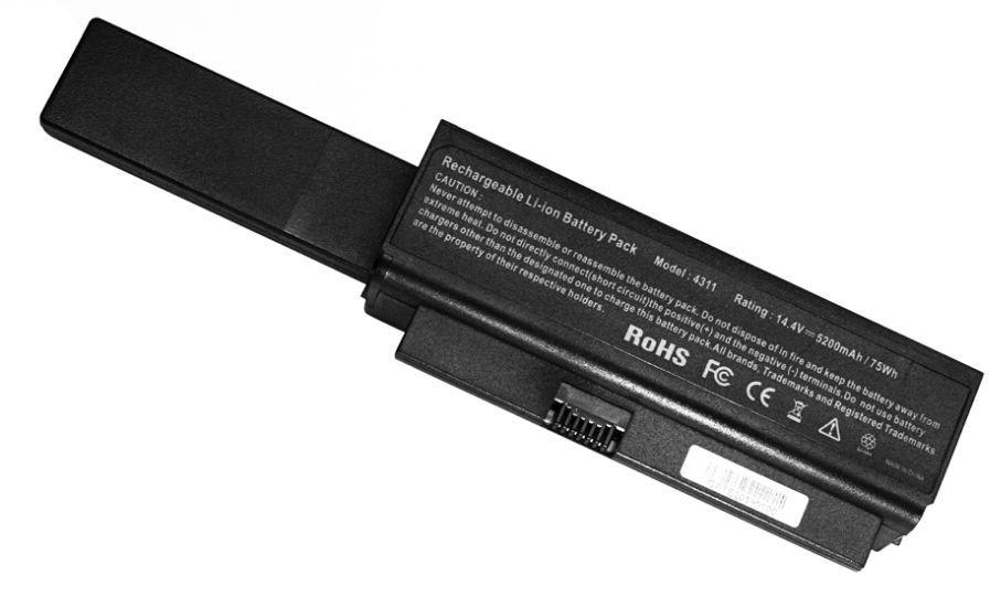 Baterie HP ProBook 4210, 4210s, 4310, 4310s, 4310, 4311s, 14,4V 5200mAh