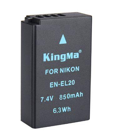 Baterie Nikon EN-EL20 850mAh 7,4V LI-Ion