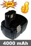 Baterie Hitachi BCL 1815, BCL 1830, EBM 1830, 326240, 326241, 327730 4000mAh 18V Li-Ion neoriginální