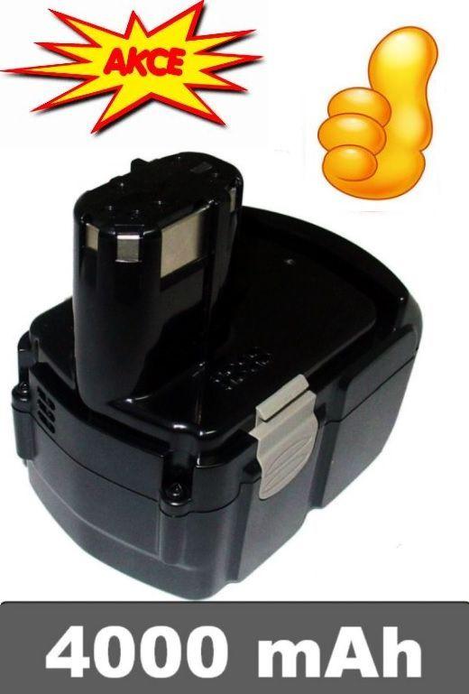 Baterie Hitachi BCL 1815, BCL 1830, EBM 1830, 326240, 326241, 327730 4000mAh