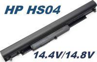 Baterie HP HS04, HS03, HSTNN-LB6V pro HP 240 G4, HP 250 G4, HP 255 G4 2200mAh 14,4V / 14,8V