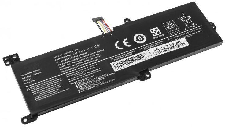 Baterie L16M2PB1, L16M2PB2, L16C2PB2 do notebooku Lenovo 4050mAh