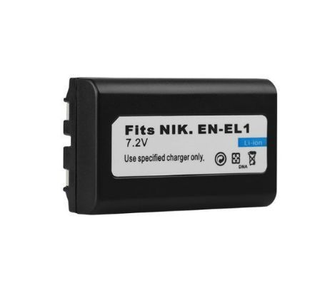 Baterie Nikon EN-EL1, Minolta NP-800 600mAh
