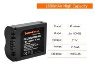 Baterie Panasonic CGA-S006E, DMW-BMA7 1600mAh nahrazuje ORIGINÁL