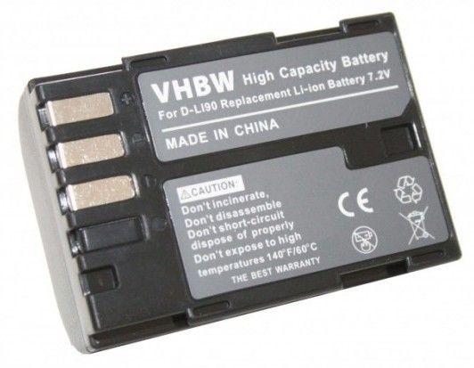 Baterie Pentax D-LI90 1300mAh 7.4V Li-ion
