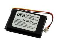 Baterie TomTom ONE XL 1150mAh Li-Ion nahrazuje ORIGINÁL