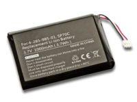 Baterie Sony PSP E1000 Sony Playstation Portable 1000mAh nahrazuje ORIGINÁL
