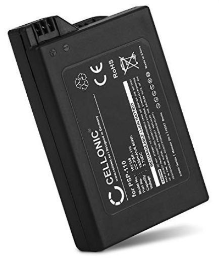 Baterie Sony PSP-110, PSB-280G pro PSP 1600mAh
