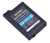 Baterie PSP-S110 pro Sony PSP 2. Generace 2400mAh