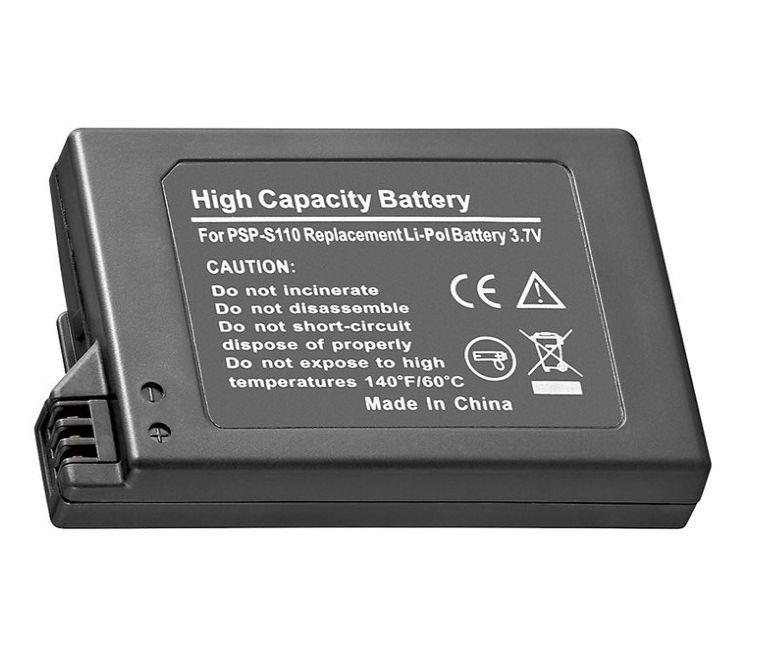 Baterie PSP-S110 pro Sony PSP 2. Generace 1200mAh