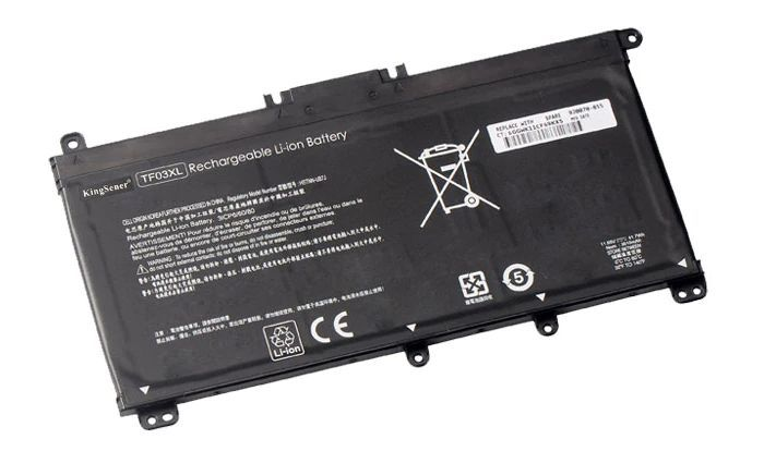 Baterie TF03XL 3600mAh pro HP Pavilion 14-BF