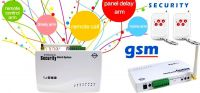 ALARM GSM YA300 inteligentní zabezpečovací systém