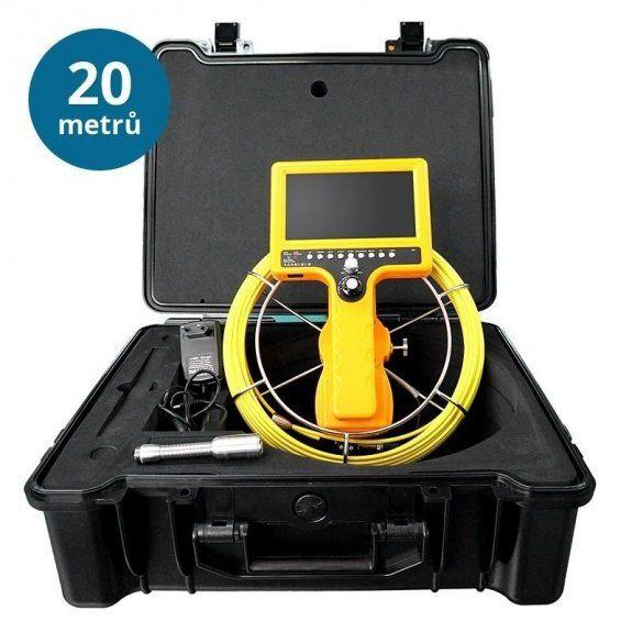Inspekční kamera PipeCam 20 Verso MC CEL-TEC