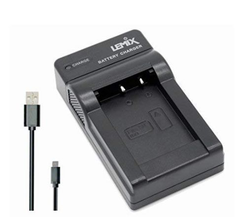 Nabíječka baterie Sony NP-BX1 flexibilní micro USB
