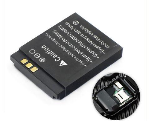 Baterie pro Smartwatch chytré hodinky 380mAh