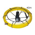 Kabel pro PipeCam Profi - délka 40 metrů CEL-TEC