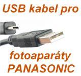 USB kabel 8 pin pro fotoaparát Panasonic