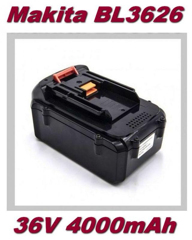 Baterie BL3626 Makita 36V 4000mAh Li-Ion neoriginální