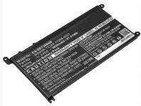 Baterie Dell 0WDX0R, 3CRH3 3650mAh nahrazuje ORIGINÁL