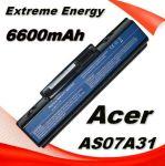 Baterie AS07A31, AS07A32, AS07A41 pro Acer Aspire 4230, 4310, 4520, 4710, 4930 6600mAh neoriginální