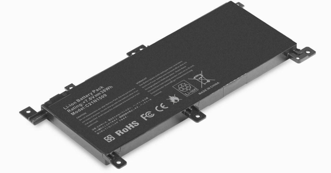 Baterie C21N1509 pro Asus X556, X556UA 5000mAh