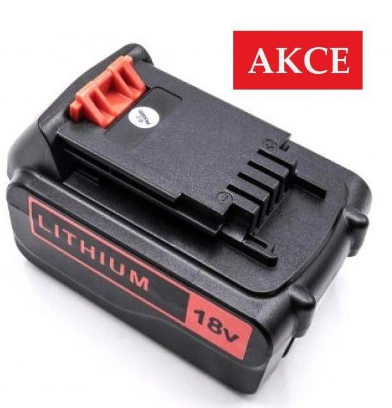 Baterie BLACK & DECKER BL1518 18V 3000mAh