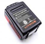 Baterie BLACK & DECKER BL1318, BL1518, BL2018, BL4018 18V 3000mAh Li-Ion nahrazuje ORIGINÁL TopTechnology