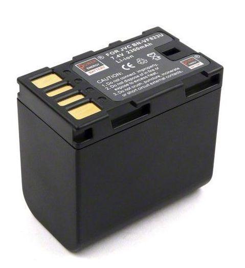Baterie JVC BN-VF823, BN-VF823U, BN-VF923, BN-VF923U 2300mAh nahrazuje ORIGINÁL