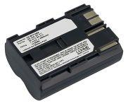 Baterie Canon BP-511, BP-508 2000mAh Extra Capacity