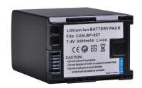 Baterie Canon BP-827 3400mAh