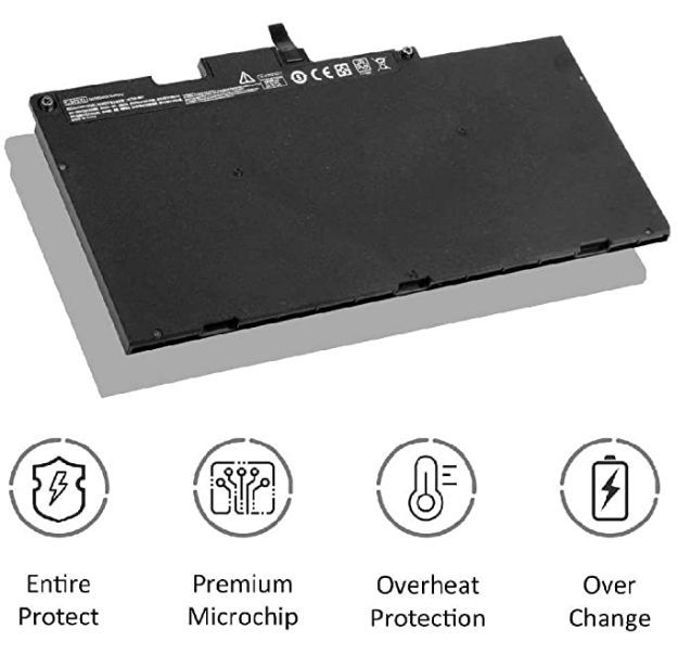 Baterie HP CS03XL 3400mAh nahrazuje ORIGINÁL