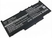 Baterie Dell Latitude 12 E7270, 12 E7470 7200mAh neoriginální