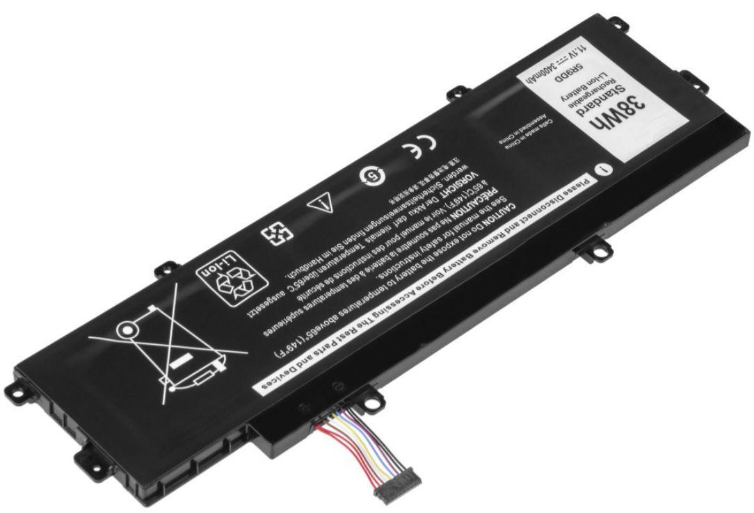 Baterie Dell 5R9DD 3400mAh neoriginální