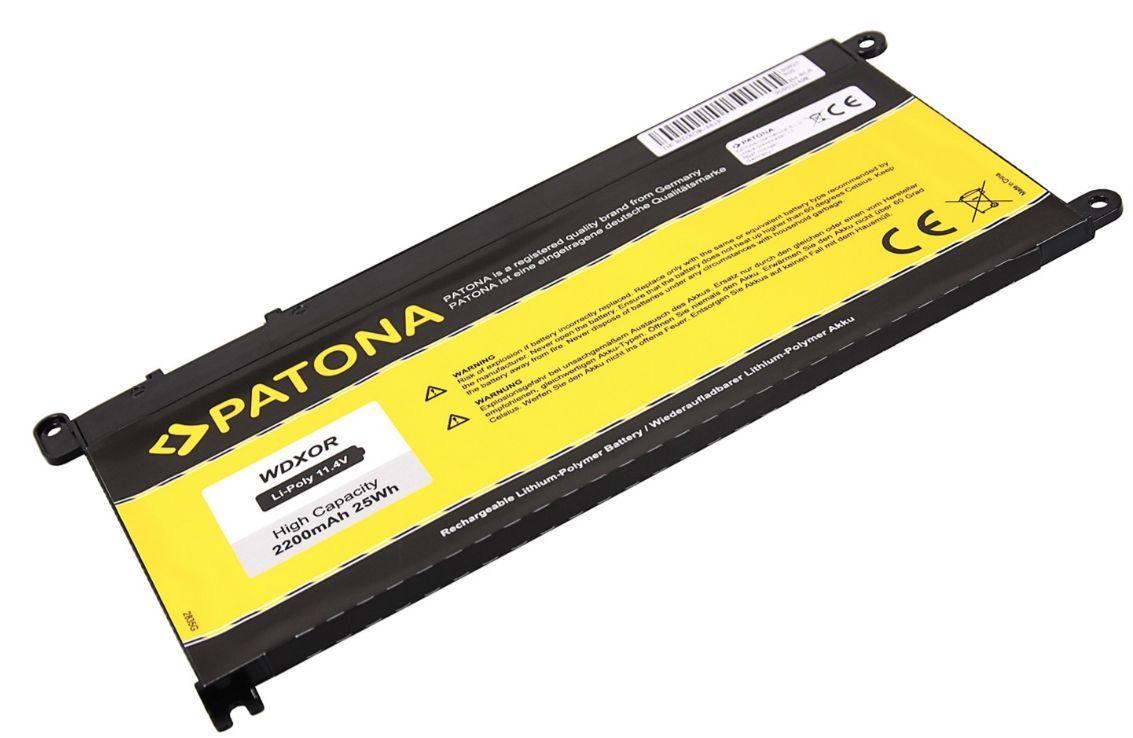 Baterie WDXOR pro Dell Inspiron 15 5565 2200mAh Li-Pol 11.4V