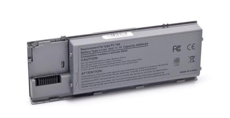 Baterie pro Dell Latitude D620, D630, Precision M230 4400mAh