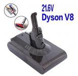 Baterie do vysavače Dyson SV10, Dyson V8 2800mAh 21,6V nahrazuje ORIGINÁL