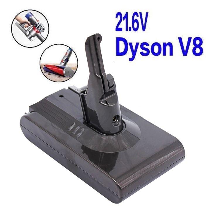 Baterie do vysavače Dyson SV10, Dyson V8 2800mAh 21,6V