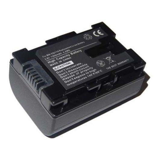Baterie JVC BN-VG114, BN-VG121 1200mAh s čipem