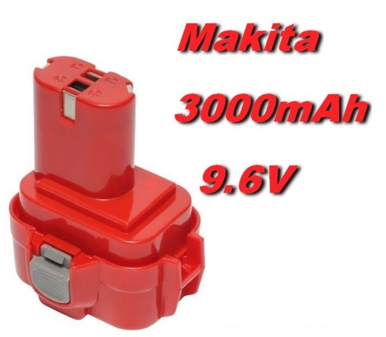Baterie Makita 3000mAh 9,6V Ni-MH