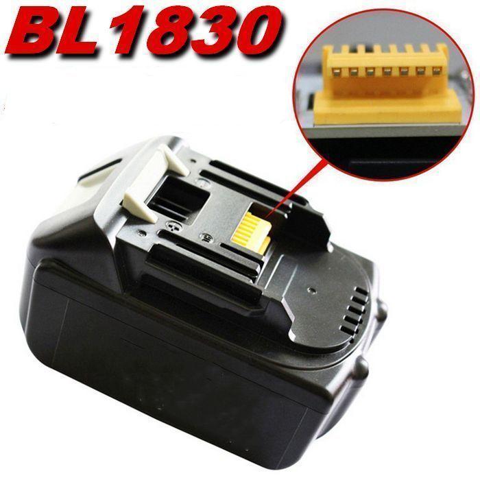 AKU baterie Makita BL1830 2000mAh 18V Li-Ion