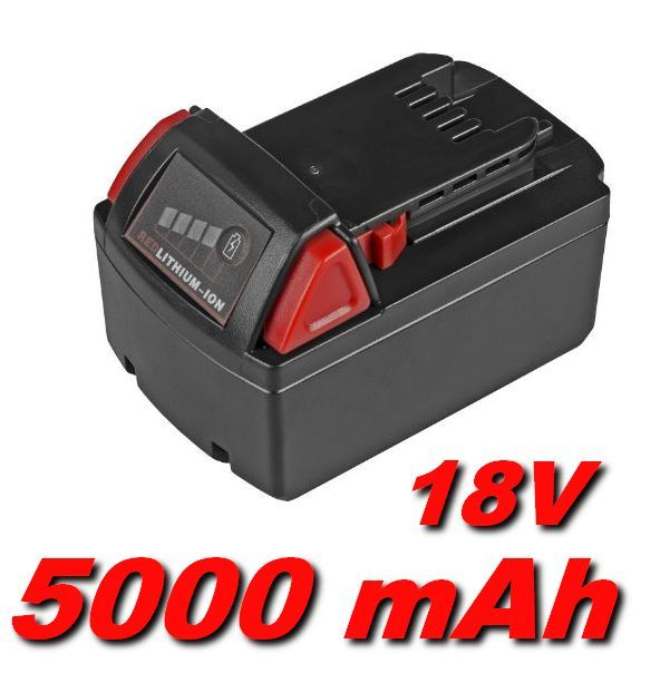 Baterie Milwaukee 2611, 2630, 2650, 0880-20, 2601, 2610, 2620 5000mAh